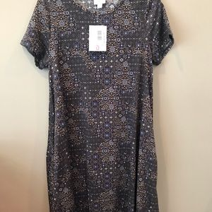 Small LuLaRoe Jessie dress brand new with tags